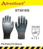 Polyurethane (PU) Palm Fit Glove (ST3010G)