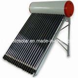 Colored Steel Compact Pressurized Solar Water Heater