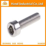 DIN912 Hex Socket Head Cap Stainless Steel Security Screw