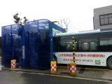 Automatic Bus Wash System