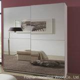 Bedroom Furniture Full Mirrored Sliding 2 Door Wardrobe (WB29)