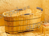 Wooden Bathtub (OE-233-A)