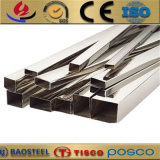 Big Diameter ERW Tp430 Stainless Steel Square and Rectangular Pipe Price
