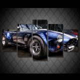 HD Printed Classic Car Cabrio Painting Canvas Print Room Decor Print Poster Picture Canvas Mc-115