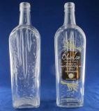 Glass Bottle, Rum Bottle (ABAC-0036)