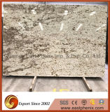 India Light Green Granite Slab for Wall and Tile