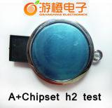 Mini Metal USB 2.0 Flash Drive /Metalic USB Flash Disc (OM-M253)
