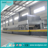Landglass Flat/Bending Tempered Glass Equipment