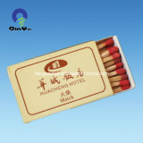Household Usage Red Head Safety Matches Manufacturers