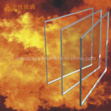 High Strength Monolithic Fire Resistant Glass (JINBO)