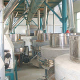 Wheat Stone Flour Mill (6FTS-8S for wheat/corn/maize)