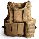 Tactical Safety Comfortable Adjustable Military Vest
