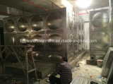 10m3 Stainless Steel Sectional Water Storage Tanks