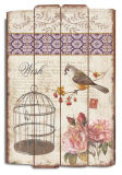 Promotional Use Home Shabby Chic Wooden Craft Shabby Chic Home Decor Sign