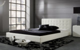 Elegant Cheap Luxury Home Furniture Customized Bed for Bedroom