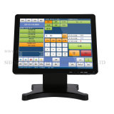 15 Inch Resistive LCD Touch Screen Monitor Touch LCD Monitor