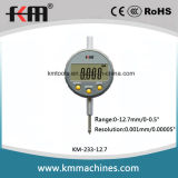 0-12.7mm/0-0.5′′ Digital Micron Dial Indicators with Resolution 0.001mm/0.00005′′