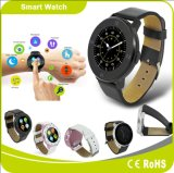 Mtk2502 Androind for iPhone Mobile Phone Pedometer Sedentary Siri IPS Screen Bluetooth Smart Watch