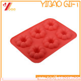Custom Food Grade Donuts Silicone Cake Mould