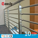 Stainless Steel Square Tube Balustrade Post System for Fence