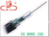 Central Loose Tube GYXTW Fiber Optic Cable