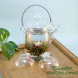 Chinese Handmade Artistic Tea, Blossom Tea, Flowering Tea, Blooming Tea Balls with Customized Gift Package (BT004)