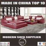 Divany Modern Furniture Wood Frame Corner Sofa