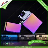 Ocity Times Double Arc Windproof Rechargeable USB Cigarette Lighter