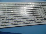 Aluminum PCB Board Double Sided MCPCB 2W / Mk HASL Lf