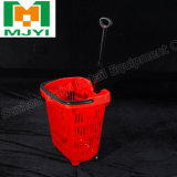 Flexible Used Plastic Shopping Basket with PP Material