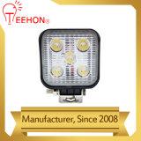 10-30V 15 Watts 4.5in Square Truck LED Work Lighting