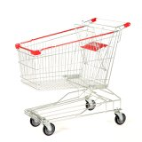 Asian Style Shopping Trolley Cart
