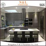 Wholesale Modern Design Solid Wood Kitchen Cabinet