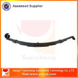 Ts16949 Standand Iron Leaf Spring Used in Scania Trucks