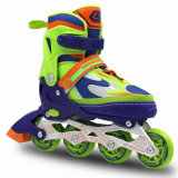 Semi Soft Abjustable Inline Skate (SS-159A-2)