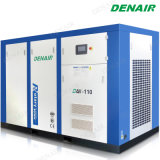 Top Technology Cooled Silent Screw Compressed Air Compressor Machine