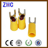 Sv U Type Electric Insulated Cable Lug Crimp Terminal