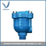 Ductile Iron Flanged Single Double Ball Air Release Valve