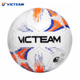 Inexpensive Custom Printed PVC Leather Soccer Ball
