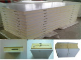 50mm ~ 200mm Polyurethane Sanwich Panel for Cold Room/ Freezer