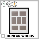 Black Wood Picture Frame 7 Picture for Home Decor