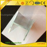 6061 6063 Industrial Aluminium Extrusion I U C H T Profile