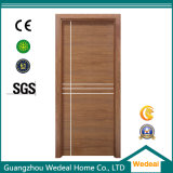 Readymade Oak Strip Wood Veneer Flush Entry Door