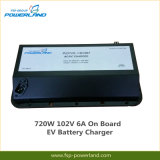 720W 102V 6A on Board Battery Charger for Electric Vehicle