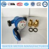 4-Pointer 5 Digits Water Meter Single Jet