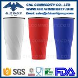 18/8 Double Wall Insulated Boss Tumbler in Powder Coated Color