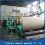 3600mm Double Wire Kraft Liner Paper Making Machine with 200t/D
