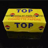 Top Fine Gummed Cigarette Rolling Papers 24 Booklets Paper