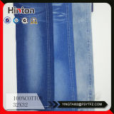 100% Cotton 3.6oz Light Weight Denim Fabric