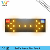 Customized Size Aluminum LED Road Sign Traffic Arrow Board